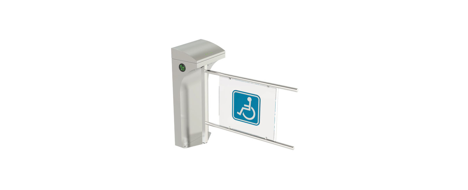Turnstile for Reduced Mobility by Ozak